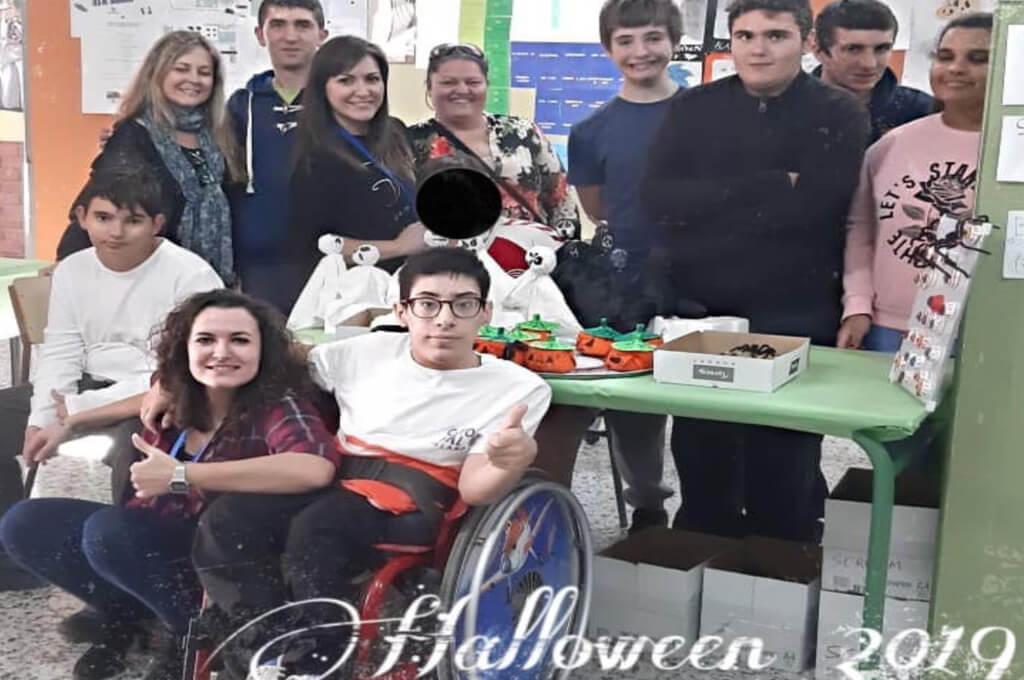 Halloween en el Tárraga